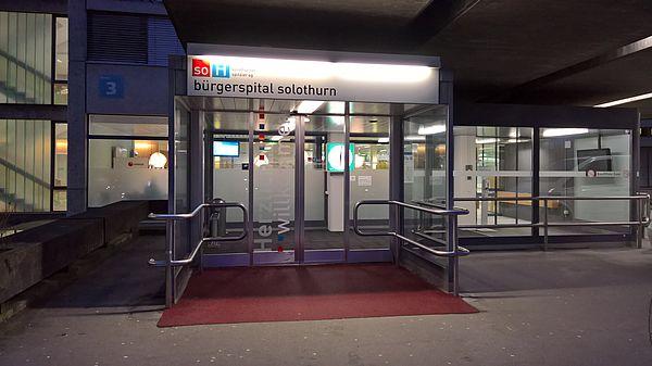 bürger spital solothurn